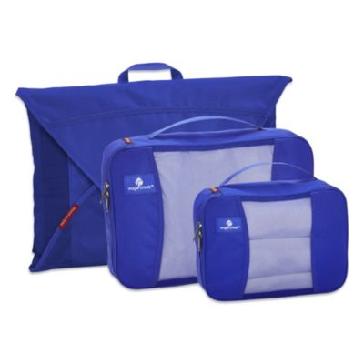 Eagle Creek™ Pack-It® Starter Set in Blue Sea (Set of 3)