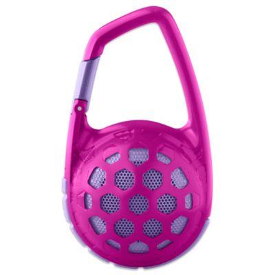 HMDX Hangtime™ Wireless Speaker in Pink