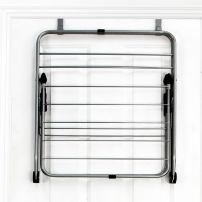 Samsonite® Deluxe Over-the-Door Folding Steel Dryer Rack