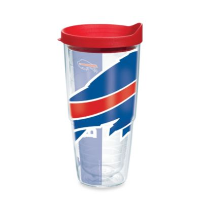 Tervis® Buffalo Bills 24-Ounce Wrap Tumbler with Red Lid