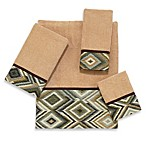 Avanti Longwood Fingertip Towel in Rattan