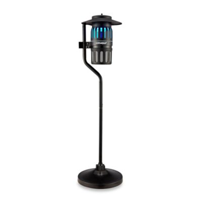 Dynatrap® Half-Acre Twist On/Off Insect Trap with Pole Mount