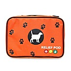 Relief Pod International 93-Piece Dog First Aid Plus in Orange