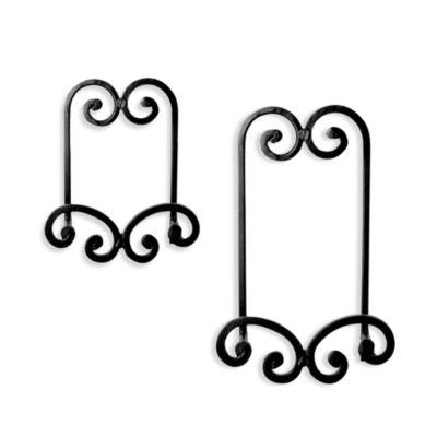 San Miguel Carousel 5.4-Inch Metal Easel