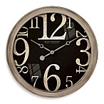Maddox 24-Inch Wall Clock