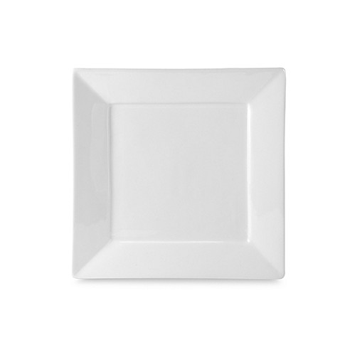 Everyday White® Square 7 1/2-Inch Salad Plate