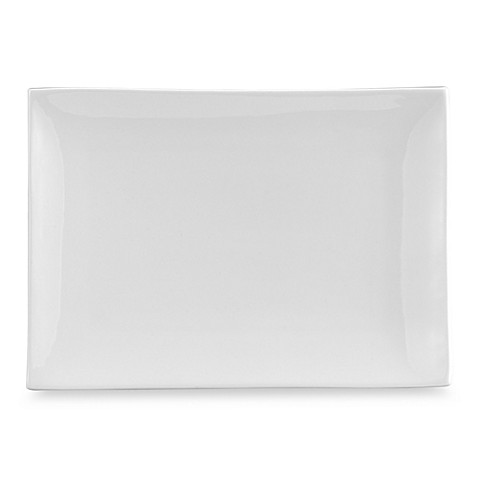 Everyday White® 9-Inch x 12 3/4-Inch Tray