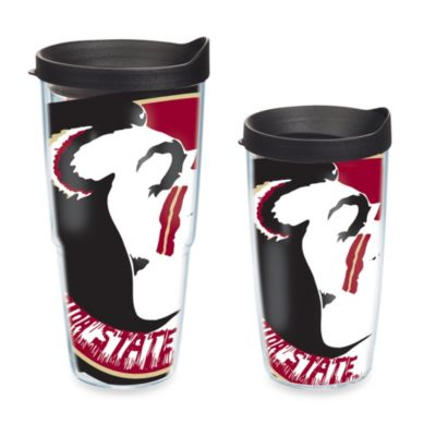 Tervis® Florida State University 24-Ounce Wrap Tumbler with Black Lid