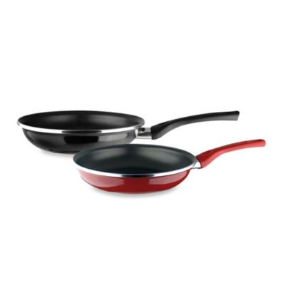 Magefesa® Fit 8-Inch Non-Stick Frying Pan in Red