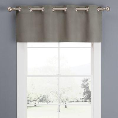 Slate Blue Curtain Panel