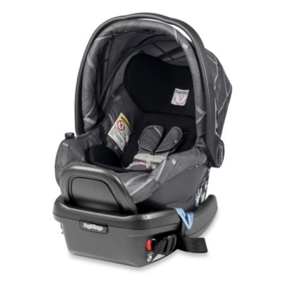 Peg Perego Primo Viaggio 4-35 Infant Car Seat in Portraits Grey