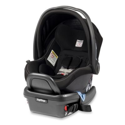 Peg Perego Primo Viaggio 4-35 Infant Car Seat in Onyx