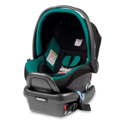 Peg Perego Primo Viaggio 4/35 Infant Car Seat in Aquamarine