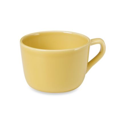 Real Simple® Jumbo Mug in Sunflower