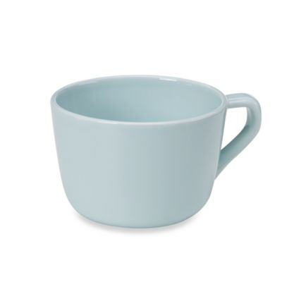 Real Simple® Jumbo Mug in Seaglass
