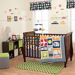 Belle Boys' World 3-Piece Bed Set