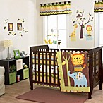Belle Zuzu & Friends 3-Piece Crib Bedding Set
