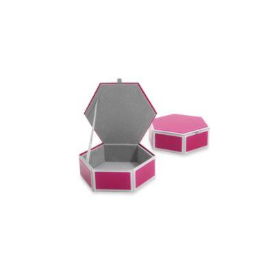 Pink Boxes & Storage
