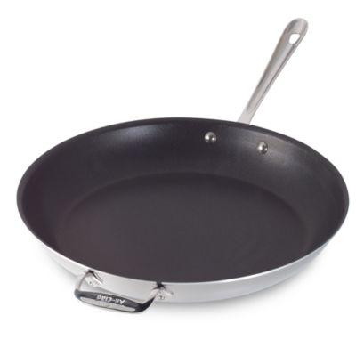 All-Clad Stainless Steel Non-Stick 14-Inch Fry Pan