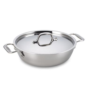 All-Clad Stainless Steel 3-Quart Covered Cassoulet