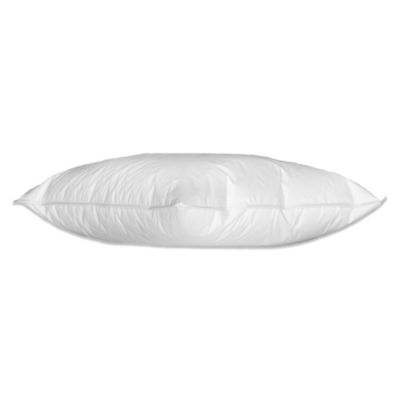 Ogallala Hungarian Goose Down Pearl White Double-Shell Soft Queen Sleeping Pillow