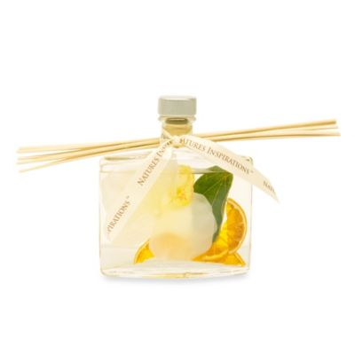 Lumiere Island Passion Botanical Reed Diffuser