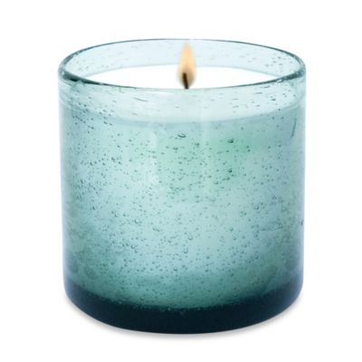 Lumiere Storm Mist Scented Glass Candle Cup