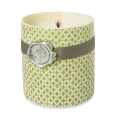 Lumiere Verbena Blossom Scented Diamond Candle Cup