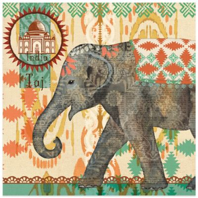 Caravan Elephants IV Wall Art