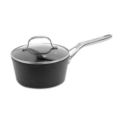 2-Quart Nonstick Covered Saucepan