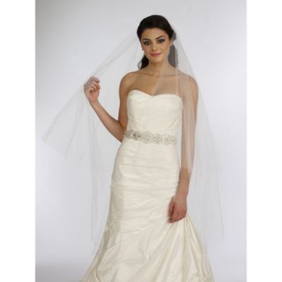 Circle Veil Bridal Accessories