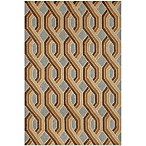 Brown Jordan Carlton Braids Rug in Neutral