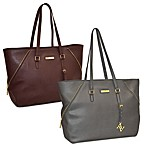 Adrienne Vittadini 14-Inch East West Laptop Tote