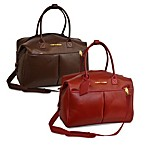 Adrienne Vittadini East West Duffle Bag