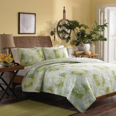 Tommy Bahama® Antigua Standard Pillow Sham in Green