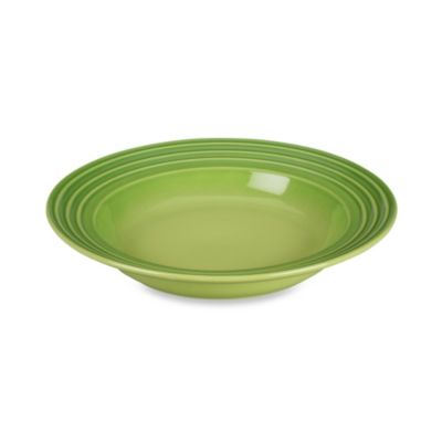 Le Creuset® 10Inch Rimmed Soup Bowl in Palm