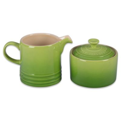 Le Creuset® 8-Ounce Cream & Sugar Set in Palm