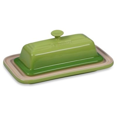 Le Creuset® 7 3/5-Inch Butter Dish in Palm