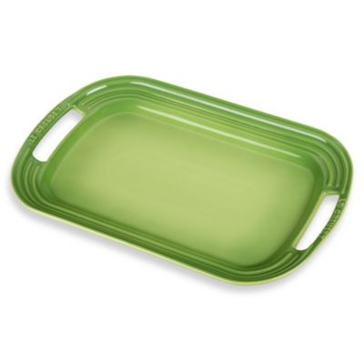 Le Creuset® 16.25-Inch Large Serving Platter in Palm
