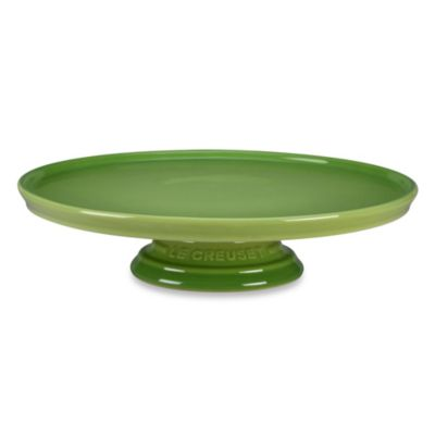 Le Creuset® 12-Inch Cake Stand in Palm