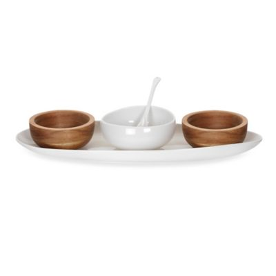 Portmeirion® Ambiance Entertaining 5-Piece Serving Set