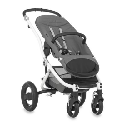 Britax Affinity Base Stroller with White Frame