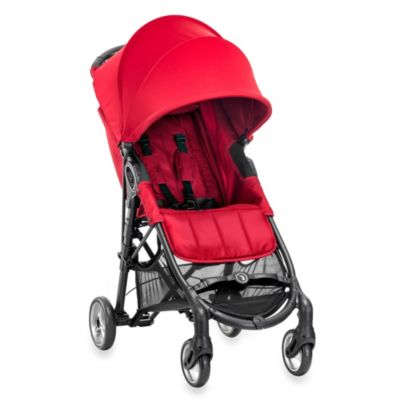 Baby Jogger® City Mini™ ZIP Stroller in Red