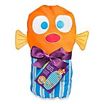 Sozo® Fish Swaddle Blanket and Cap Set