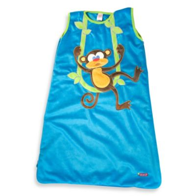 Sozo® Size 0-6M Monkey Swing Nap Sak