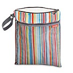 Skip Hop® Grab & Go Wet/Dry Bag in Metro Stripe