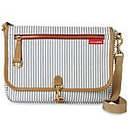 Skip Hop® Soho Cross-Body Diaper Clutch in French Stripe