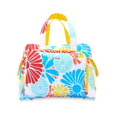 Ju-Ju-Be® Flower Power Be Prepared Diaper Bag