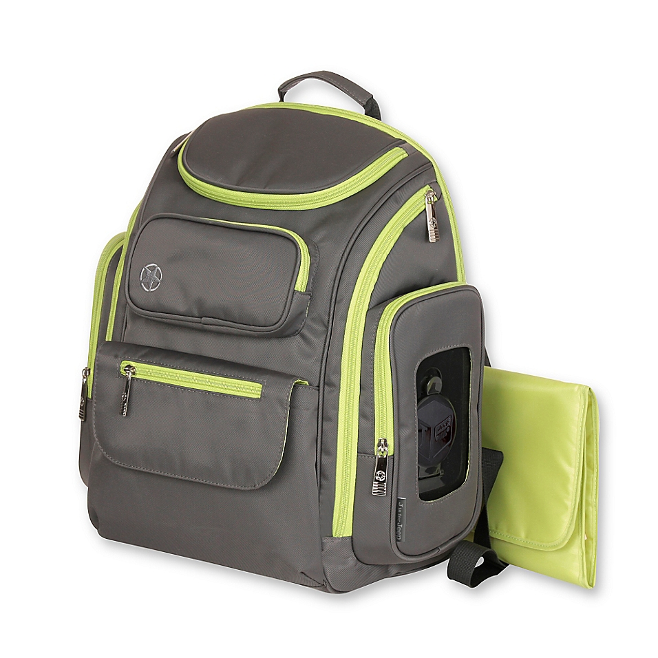 Jeep® Perfect Pockets Backpack Diaper Bag - buybuyBaby.com