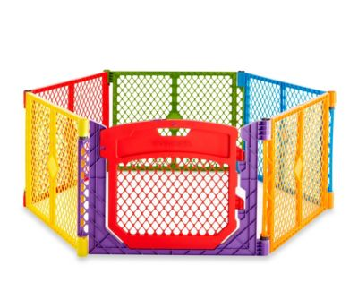 North States Superyard Colorplay Ultimate Play Yard